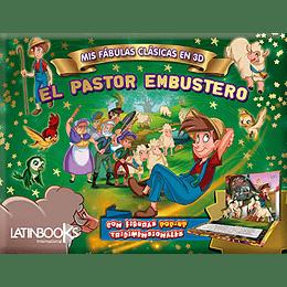 Mis Fabulas Clasicas 3D El Pastor Embustero