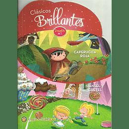 Clasicos Brillantes Caperucita/Hansel