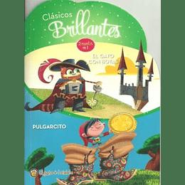 Clasicos Brillantes, El Gato Con Botas/Pulgarcito