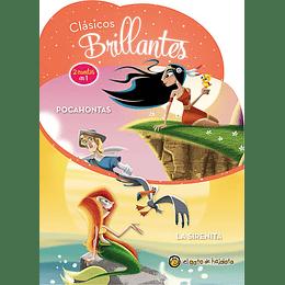 Clasicos Brillantes, Pocahontas/La Sirenita