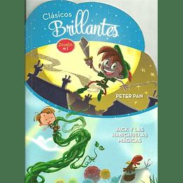 Clasicos Brillantes, Peter Pan/Jack