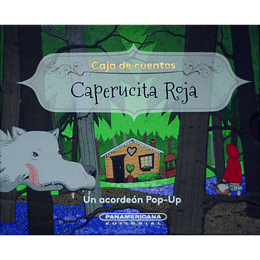 Caperucita Roja (Pop Up Lujo)