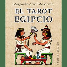 El Tarot Egipcio. Estuche Libro Mas Cartas