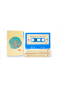 Simón Campusano - Brillo (Cassette)