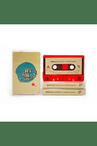Simón Campusano - Brillo (Cassette) - Edición Limitada
