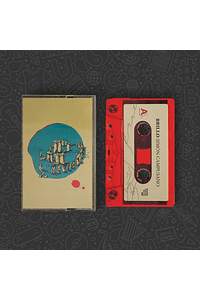 Simón Campusano - Brillo (Cassette + Totebag) - Edición Exclusiva