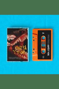 Pedropiedra - Cripta y Vida (Cassette)