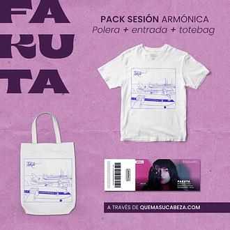 Pack Sesiones Armónica: Fakuta