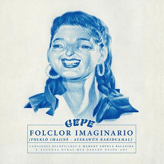 Gepe - Folclor Imaginario (CD Autografiado)