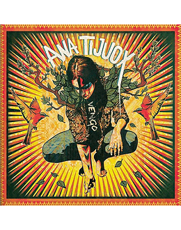 Ana Tijoux - Vengo (CD)