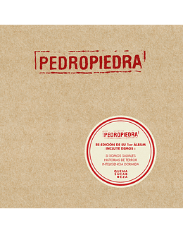 Pedropiedra / Pedropiedra / CD
