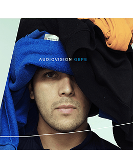 Gepe - Audiovisión (CD)