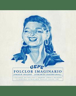 Gepe / Folclor Imaginario / CD