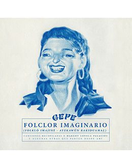 Gepe / Folclor Imaginario / CD