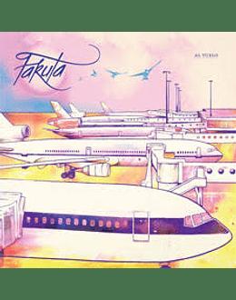 Fakuta - Al Vuelo (CD)