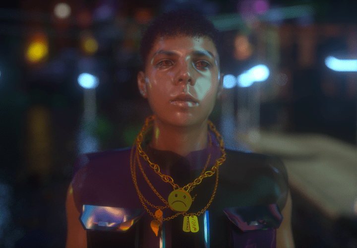 "Más pesado que todas tus cadenas: Gianluca estrena ""Chainz"""