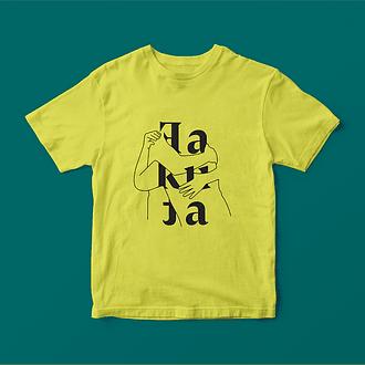 Fakuta - Abrazándote (Polera)