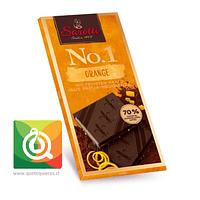 Sarotti Chocolate Barra N°1 70% Cacao con Naranja