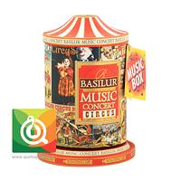 Basilur Té Negro Carrusel Musical Circus