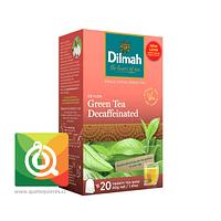 Té Dilmah Verde Descafeinado 20 bolsitas
