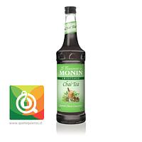 Monin Syrup Té Chai
