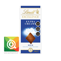 Lindt Chocolate Barra Excellence Extra Cremoso