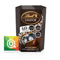 Lindt Chocolate Bombon Lindor Dark 60%