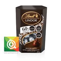 Lindt Chocolate Bombón Negro 60%