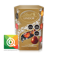 Lindt Chocolate Bombon Lindor Surtido 200 gr