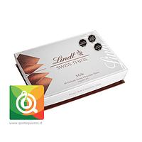 Lindt Chocolate en Lamina Leche Swiss Thins