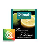 Dilmah Té Limón y Lima Fun