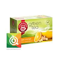 Teekanne Té Verde Jengibre Naranja