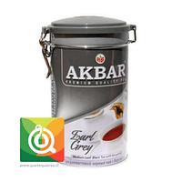 Akbar Té Negro Earl Grey Tarro