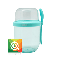 Keep Vaso Yogurt To Go II Celeste