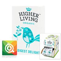 Higher Living Infusión Deleite de Digestión