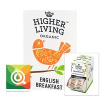 Higher Living Té Negro English Breakfast