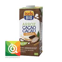 Isola Bio Bebida de Arroz, Cacao y Quinua