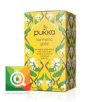 Pukka Infusión Turmeric Gold
