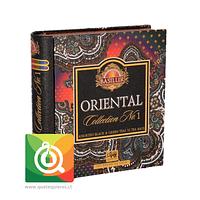 Basilur Libro de Té Surtido Oriental N° 1 - Oriental Collection N° 1 Tea Book