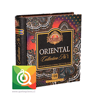 Basilur Libro de Té Surtido Oriental N° 1 - Oriental Collection N° 1 Tea Book