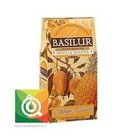 Basilur Té Negro Mango Piña - Mango & Pineapple 100 gr
