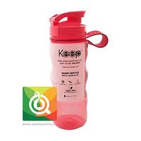 Keep Botella Anatómica Fucsia
