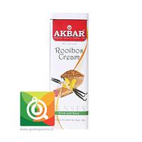 Akbar Infusión Crema de Rooibos