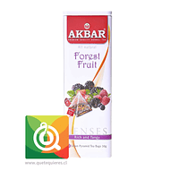 Akbar Infusión Frutos del Bosque