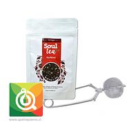 Pack Soul Tea Té Negro + Infusor de Té