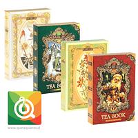 Basilur Pack Surtido de 4 Libros