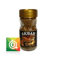 Akbar Café Instantáneo Gold