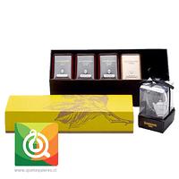 Dammann Caja de Tés 4 variedades + Infusor de Té - Éclats