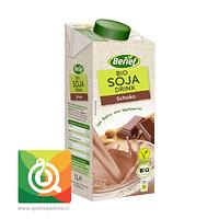 Berief Alimento Liquido Orgánico de Soya Chocolate