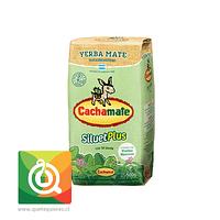 Cachamate Yerba Mate Siluet Plus con Té Verde